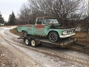 60-66 Chevy truck parts