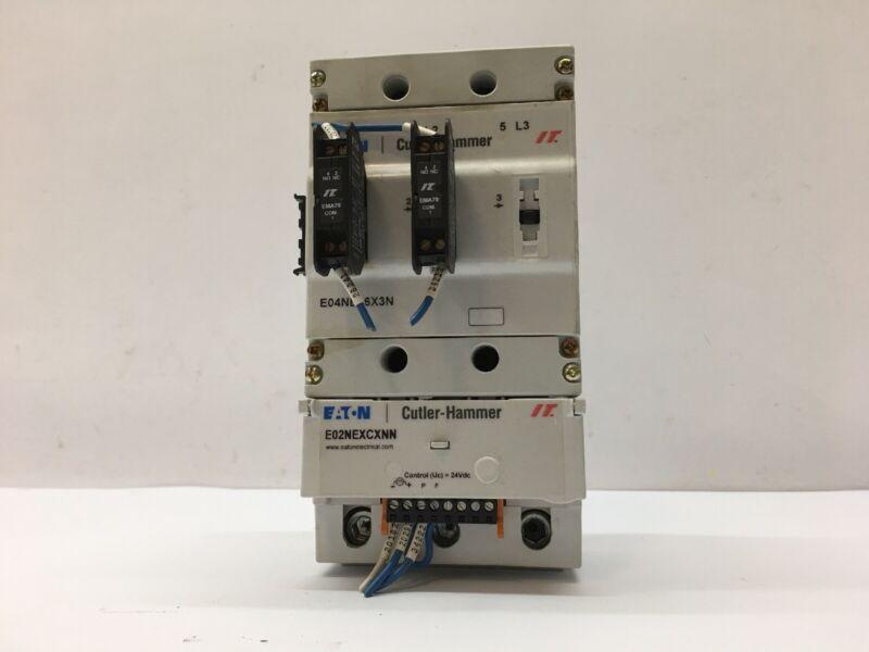 E-Frame Coil Controller E02NEXCXNN Eaton / Cutler Hammer