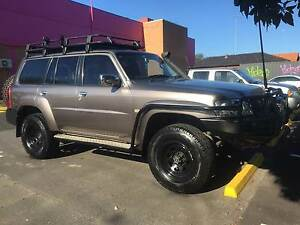 2008 Nissan Patrol Wagon Brunswick Moreland Area Preview