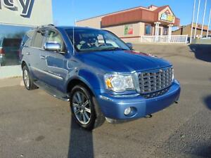 2007 Chrysler Aspen Limited 4x4