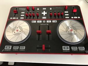 Vestax Typhoon DJ controller works with Serato