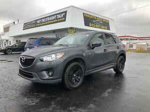 2014 Mazda CX-5 GS 4 WHEEL DRIVE IN STYLE IN THIS SPORTY SUV
