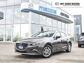 2015 Mazda Mazda3 Sport GS ONE OWNER NO ACCIDENTS 1.9% FINANCE AVAILABLE