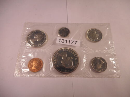 1962 Canada Mint Set Original Packaging + Personal Letter from Mint - # 131177