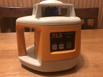 Topcon 2ls Taurus Self-leveling Rotary Laser Only 2014