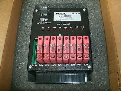 Ametek Programmable Limit Switch 2500 Series Pls 2500cbara0a8dxx New