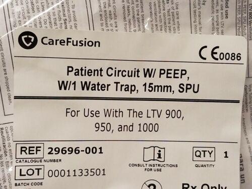Carefusion Vent Circuit (Patient Circuit W/ PEEP, W/1 Water Trap) LTV