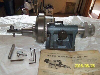 Yuasa 550-001 Radius Angle Dresser Caseextras Cutter Grinder Tool Diamond