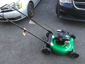 Brand new Weed Eater lawn mower