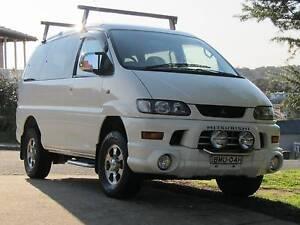 2003 Mitsubishi Delica Van/Minivan Queanbeyan Queanbeyan Area Preview