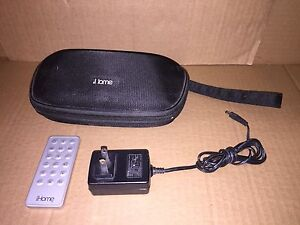 iHome docking station with remote and charger