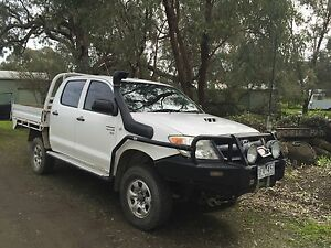 2006 Toyota Hilux Ute Rochester Campaspe Area Preview