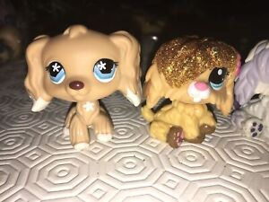 LPS dogs and polar bears