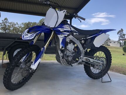 2010 YZ 450f Muscle Creek Muswellbrook Area Preview