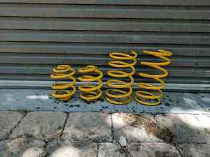 Lowered Springs off WK Statesman Best offer above $20 Kotara Newcastle Area Preview