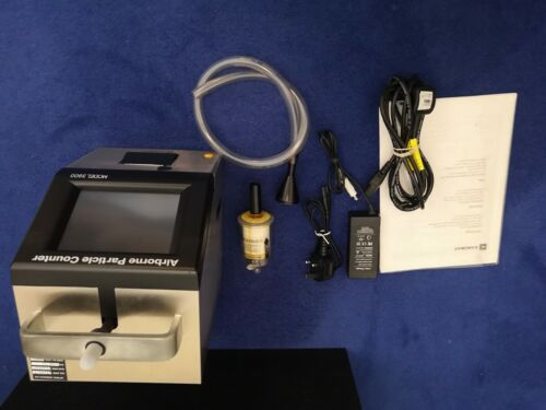 ⚠️👌 KANOMAX AIRBORNE 3900 Laser Particle Counter