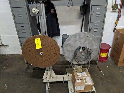 Durant Vs-dmd-1r Variable Speed Unwind Rewind Machine Max Coil Weight 100