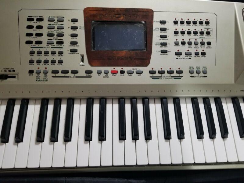 Ketron Vega Night Extreme 61keys keyboard