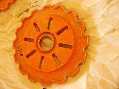 1 Used C1r Plastic Farmall Mccormick Ih Planter Seed Plate C1r