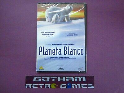 Planeta blanco DVD pelicula nueva precintada edicion Slim