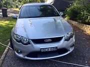 Ford 2011 FG XR6 6 Speed Manual Falcon Tanilba Bay Port Stephens Area Preview