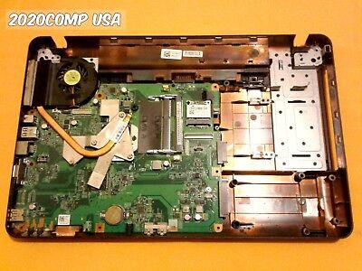 TESTED!!! DELL M5030 Motherboard HALF Bottom 03PDDV + CPU + Heatsink + Base Cvr Amd Based Motherboards