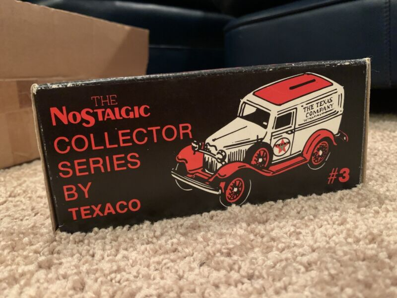 BRAND NEW SEALED TAPE ERTL #3 The Nostalgic Collector Series by Texaco, #3, 1932