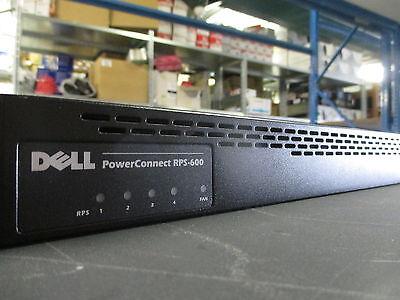 Dell PowerConnect RPS-600 RPS 600 600W Redundant Power Supply W700K 0W700K 1U