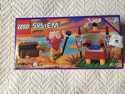 LEGO (6236) King Kahuka Pirates Islanders (unopened)