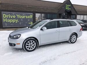 2014 Volkswagen Golf Wagon TDI/Comfortline / BLUETOOTH/FOG-LIGHT
