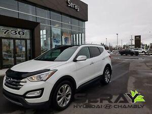 2014 Hyundai Santa Fe Sport 2.0T SE, cuir, mags, toit panoramiqu