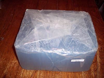 GLYCERIN ULTRA CLEAR SOAP BASE 20 LB FREE S/H