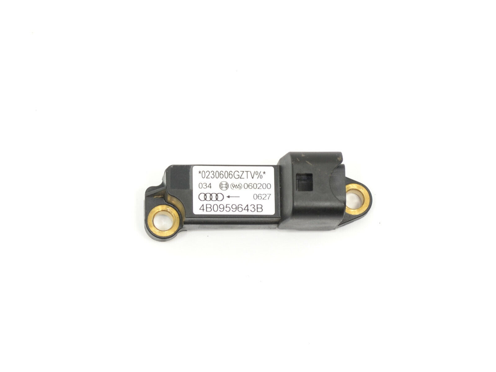 AIRBAG CRASH Sensor Audi A6 4B 4B0959643B Querbeschleunigungssensor
