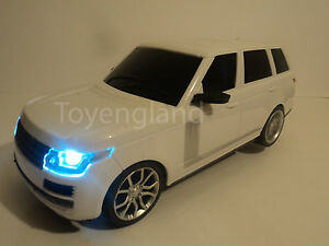 large range rover vogue radio remote control car 1 16 scale new boxed ebay. Black Bedroom Furniture Sets. Home Design Ideas