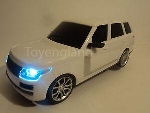 large range rover vogue radio remote control car 1 16 scale new boxed ebay. Black Bedroom Furniture Sets. Home Design Ideas