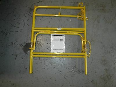 New 10k047 Collapsible Manhole Grd Rail 42x33x33in T
