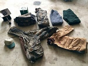 Size large hunting lot