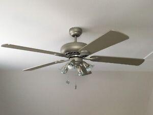Ventilateur de plafond pour grande pièce