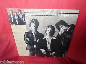 McGuinn-Clark-amp-Hillman-The-Byrds-Same-LP-ITALY-1979-EX
