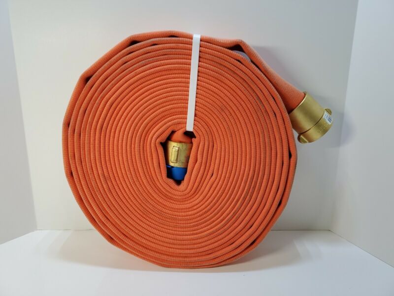 """All-American Hose MIL-H-24606B Military Grade 6T Attack Hose - 50ft - 1-1/2"""""""