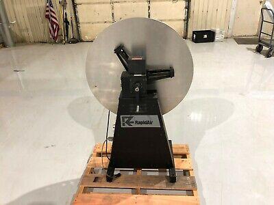 Rapid-air R46ap Coiling Uncoiling Machine Material Coil Uncoil Wheel