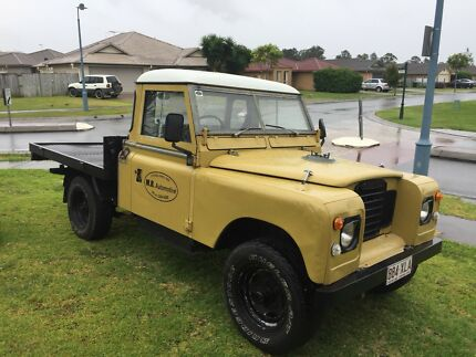 Series 3 landrover