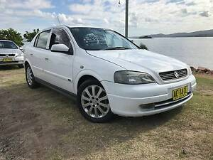2004 Holden Astra Hatchback 5 Door Auto Salamander Bay Port Stephens Area Preview