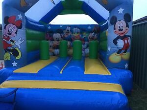 Mickey mouse jumping castle very cheap Werribee Wyndham Area Preview