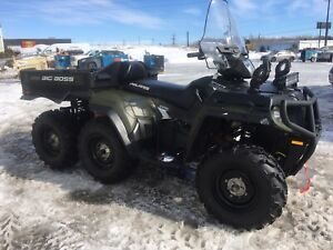 2014 Polaris Big Boss 800 6x6–Financing Available