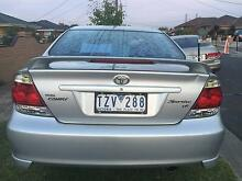 2006 Toyota Camry Sedan Lalor Whittlesea Area Preview
