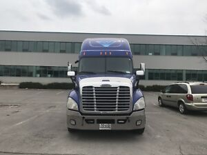FREIGHTLINER CASCADIA 2009 ( NEWLY REPLACED MOTOR )