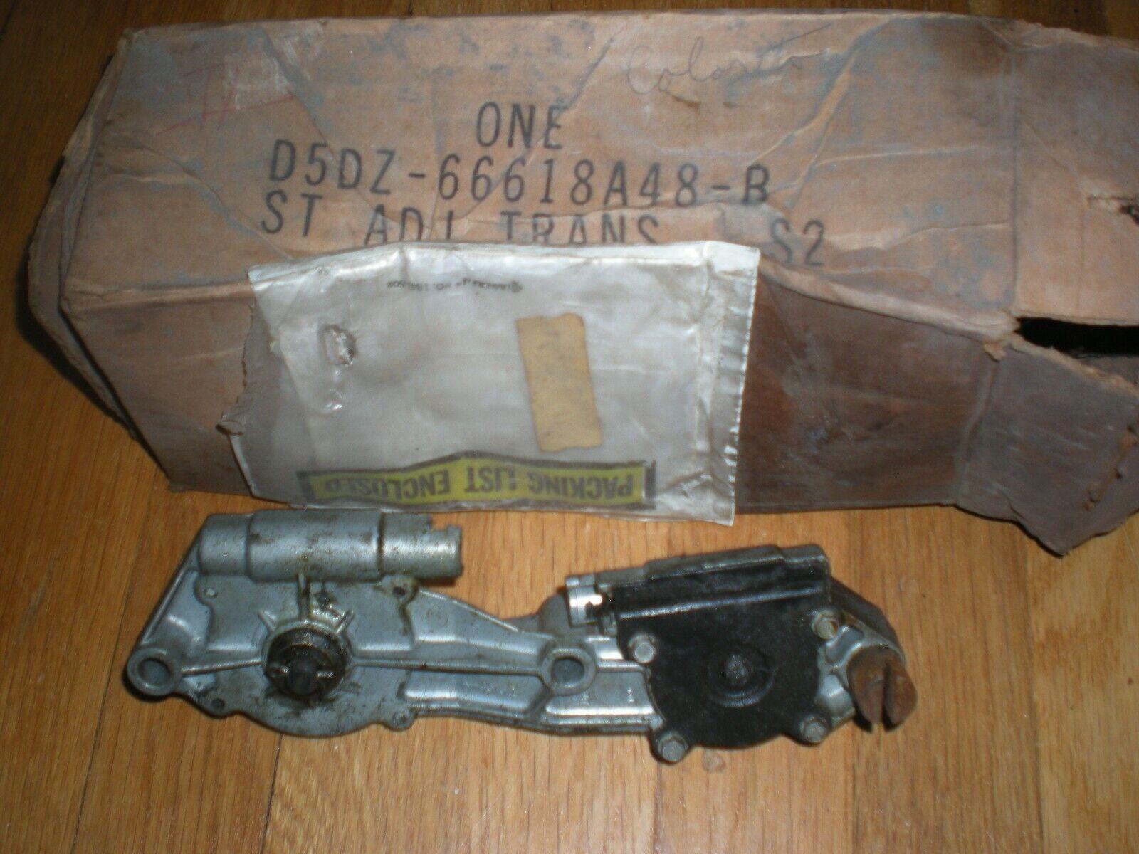 NOS 1975 - 1979 Ford Granada Front Seat Adjusting Transmission D5DZ-66618A48-B