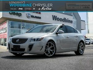 2012 Buick Regal GS/Turbo/Navigation/Sunroof
