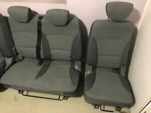 Seats - Hyundai Imax